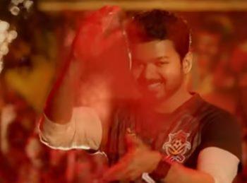 Bigil - Verithanam Video Song,Thalapathy Vijay